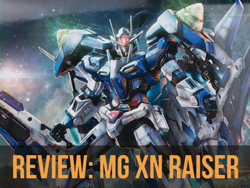 Review (Written): Master Grade XN Raiser