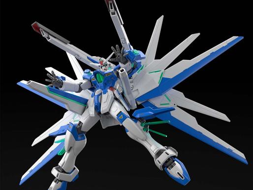 HGGB 1/144 Gundam Helios - Release Info