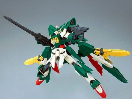 Premium Bandai: High Grade Build Fighters Fenice Liberta - Release Info