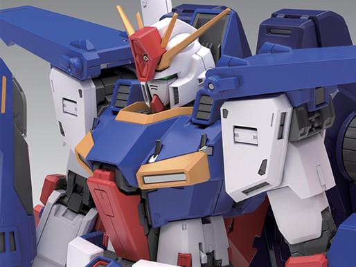 Master Grade ZZ Gundam Ver. Ka - Release Info