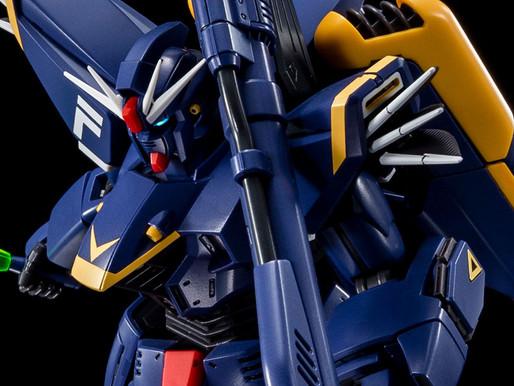 PBandaiMG 1/100 Gundam F91 Ver. 2.0 Harrison Maddin - Release Info