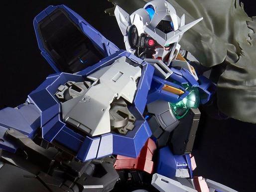 P Bandai PG Gundam Exia Repair Parts - Release Info