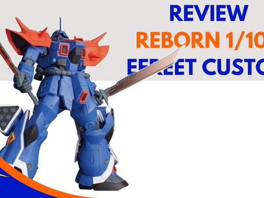 Review: Reborn 1/100 Efreet Custom