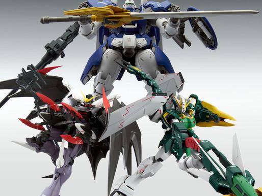 PBandai MG 1/100 Gundam Wing: Glory of Losers Expansion Set - Release Info