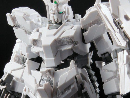 PBandai Hg 1/144 RX0 Unicorn Painting Model - Release Info