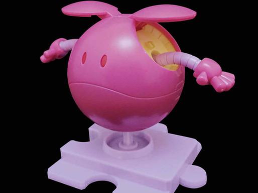 Haropla Eternal Pink - Release Info