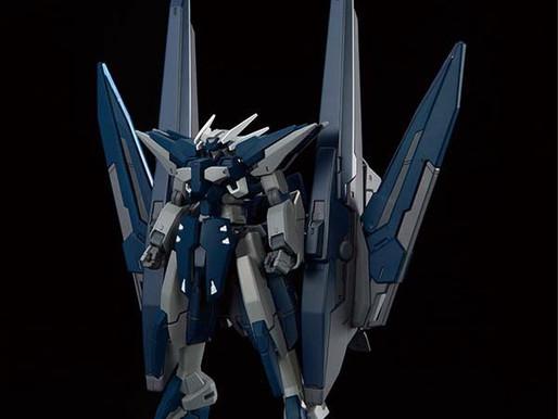 HGBD 1/144 Gundam Zerachiel - Release Info