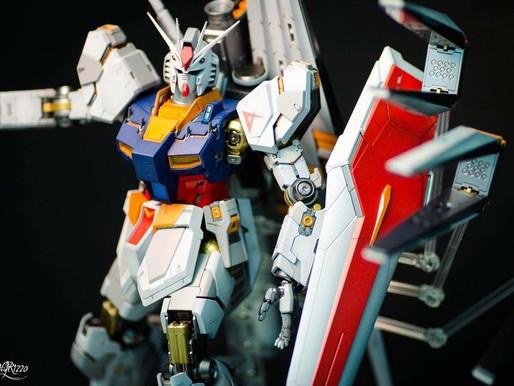 RX - 93 NU Gundam Ver. Ka Gramps Ver.