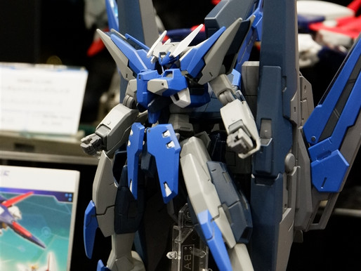 HGBD 1/144 Gundam Zerachiel - Release Info (Dengeki Hobby Pictures)