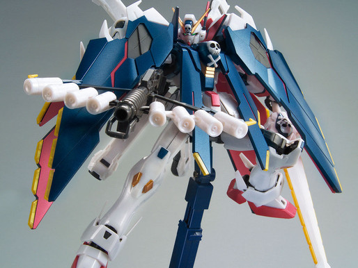 MG 1/100 Crossbone X 1 Full Cloth (Extra Finish Ver.) - Release Info