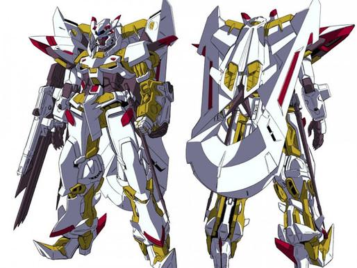 Gundam Astray Gold Frame Amatsu Hana Revealed - Manga