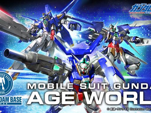 Gundam AGE world - The Exhibition