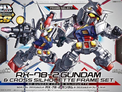 SDCS RX 78-2 (Frame Set) - Release Info
