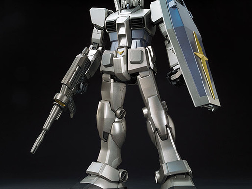 PG 1/60 RX 78-3 G3 Extra Finish - Release Info
