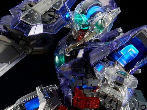 PBandai PG 1/60 Exia Clear Parts - Release Info