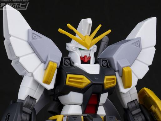 HGUC 1/144 Gundam Sandrock- Release Info & Sample Images By Dengeki Hobby