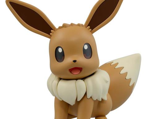 Pokemon Plastic Model Collection BIG 02 Eevee - Release Info