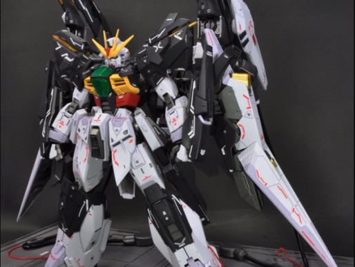 Gundam Double X Final