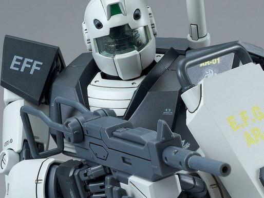 PBandai MG 1/100 RGM 79 GM White Dingo - Release Info