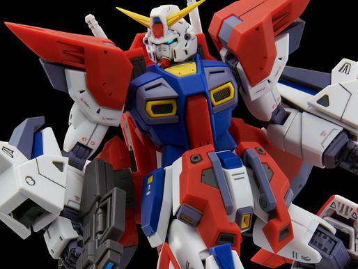 PBandai MG 1/100 Gundam F90 Mission Pack W Type  - Release Info