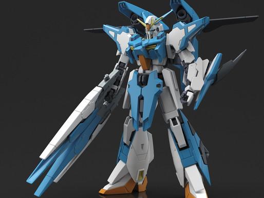 HGBF A - Z Gundam - Release Info