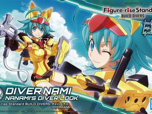 FigureRise Diver Nami - Box Art + Release Info