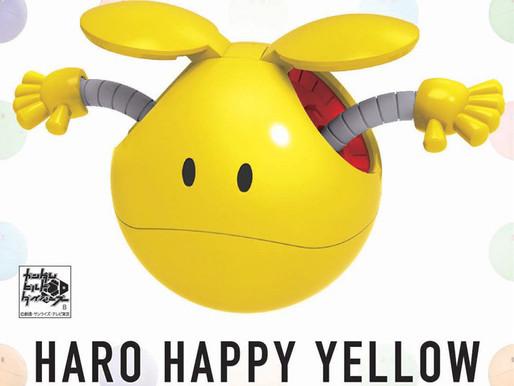 Haropla Happy Yellow - release Info