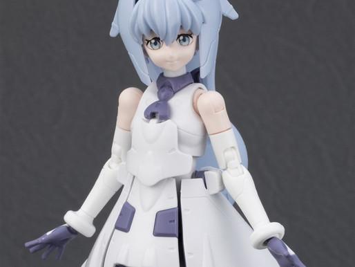 HGBD Mobile Doll Sarah - Sample Images Dengeki Hobby & Release Info