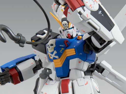 PBandai MG 1/100 Crossbone Gundam X-1 Patchwork Ver. Ka - release Info