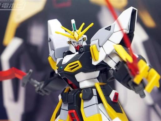 HGAC 1/144 Gundam Sandrock - Sample Images By Dengeki Hobby & Release Info