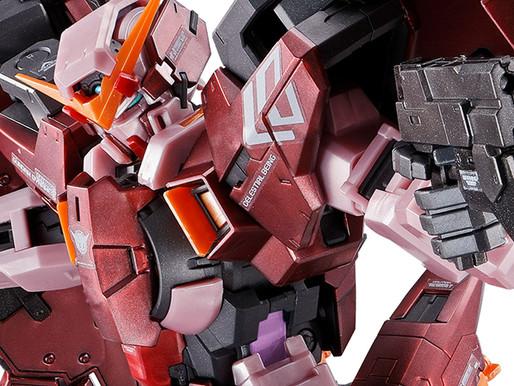 PBandai MG 1/100 Gundam Dynames Trans-Am (Metallic Gloss Injection - Release Info
