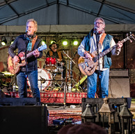 Lost Austn Band at Waltstock & Barrel Festsival 2018