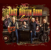 Lost Austin Band Live! CD