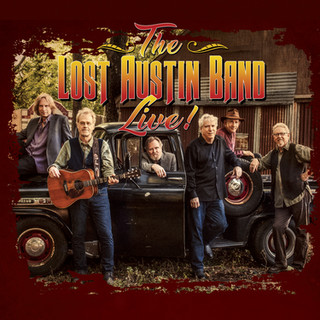 Lost Austin Band Live! CD
