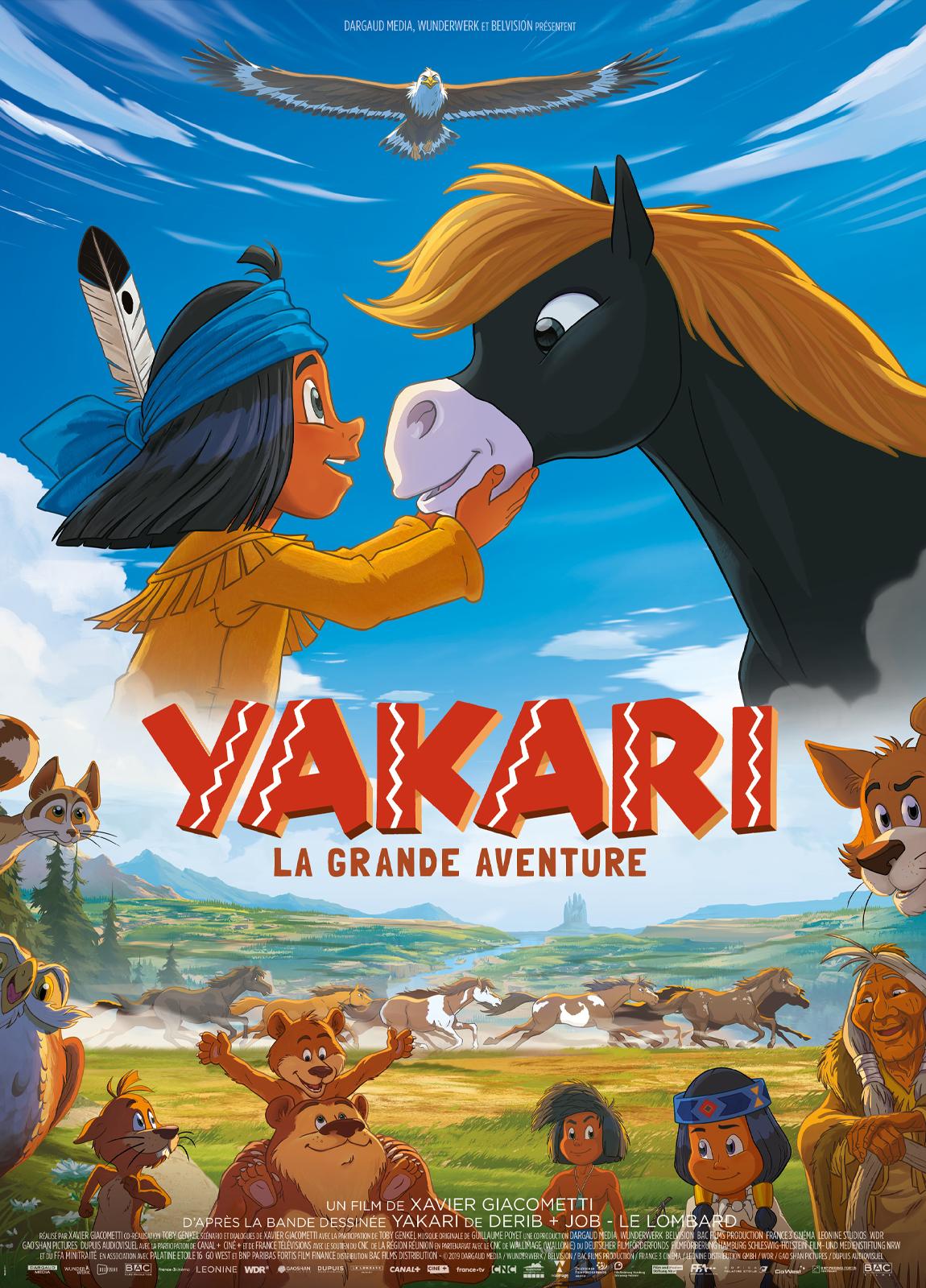 Ciné-Goûter : Yakari