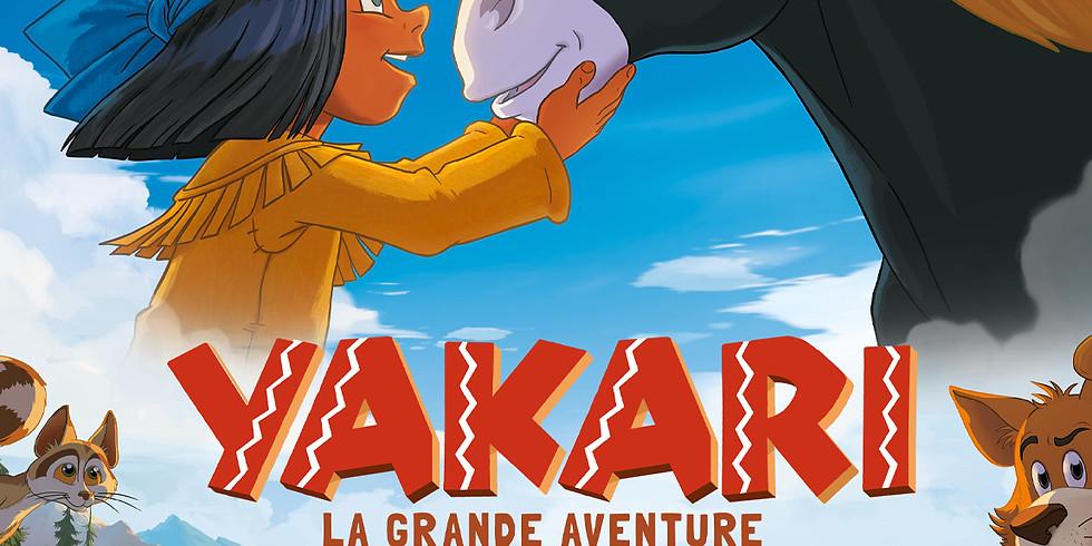 Ciné-Goûter : Yakari, le film