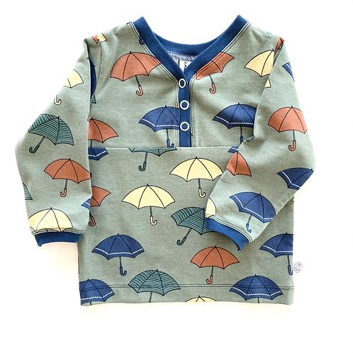 Knopfshirt Umbrella