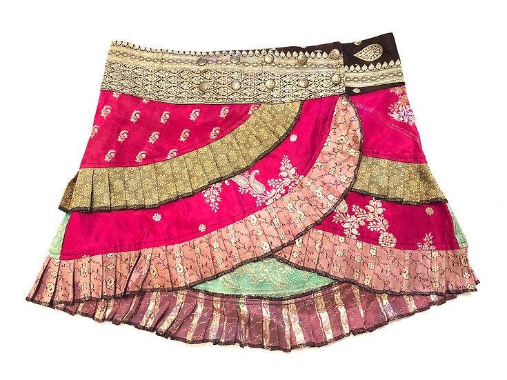 Sari Mini Skirt - SMK108