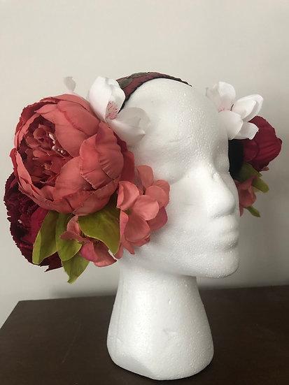 Flower Headress - FLHD100
