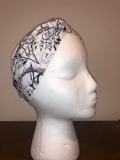 Knotted Headband - KNHB100