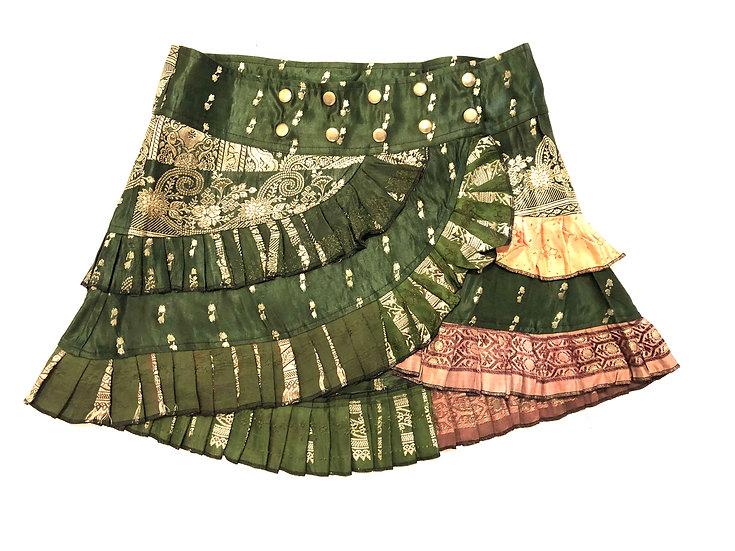 Sari Mini Skirt - SMK104