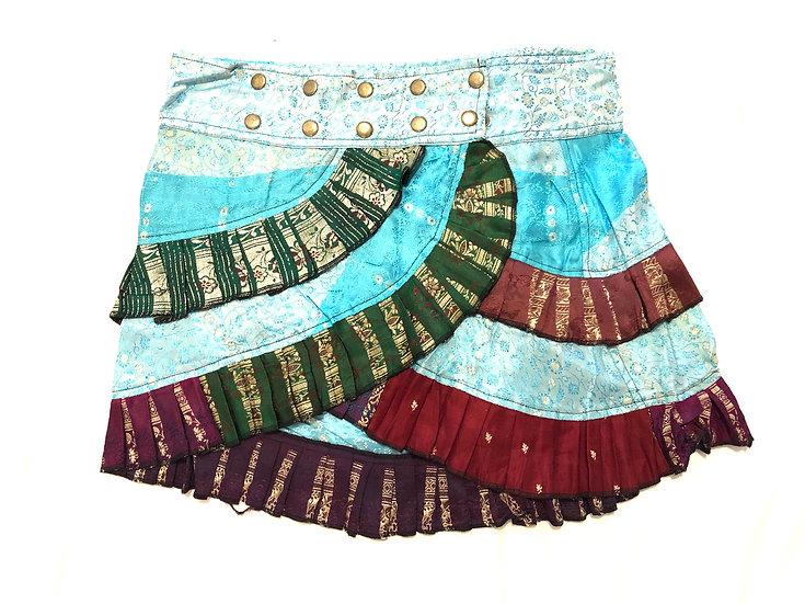 Sari Mini Skirt - SMK100