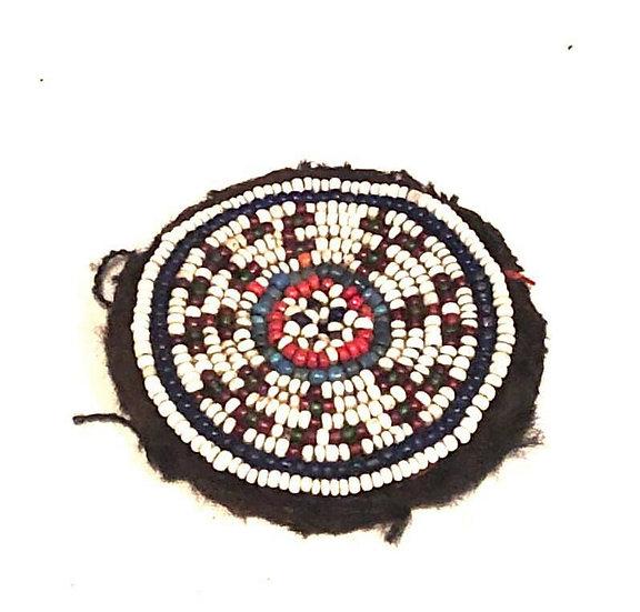 Beaded Medallion - BM101