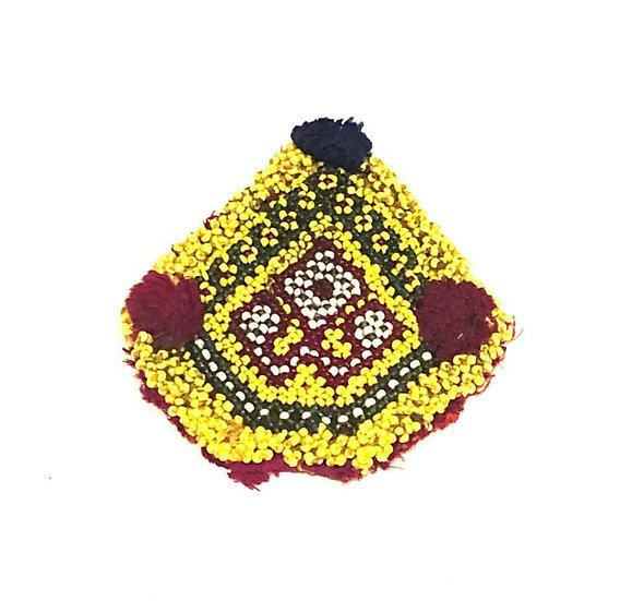 Beaded Medallion - BM102