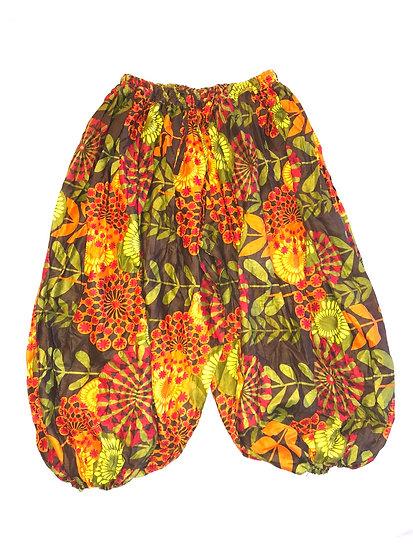 """Cotton Pantaloons - 37"""" - Multi Color - CPT215"""