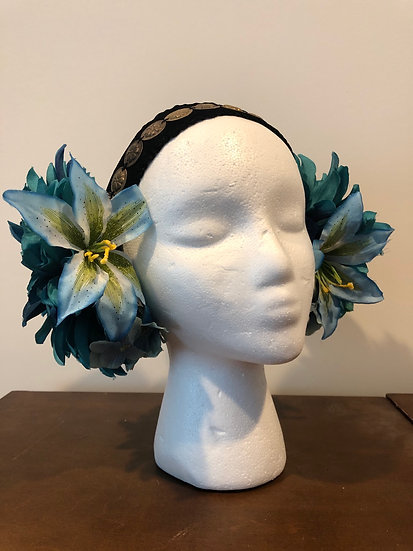 Flower Headress - FLHD101