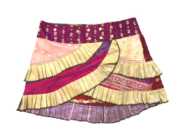 Sari Mini Skirt - SMK101