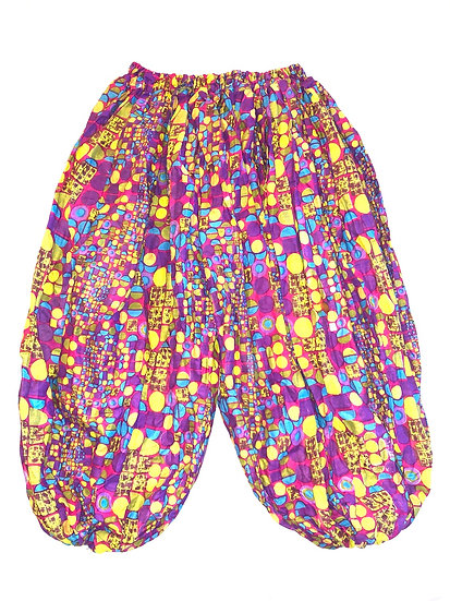 "Cotton Pantaloons - 37"" - Multi Color - CPT212"