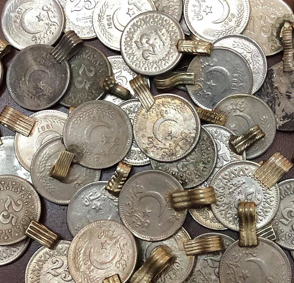 Lot of 50 small coins - KC102