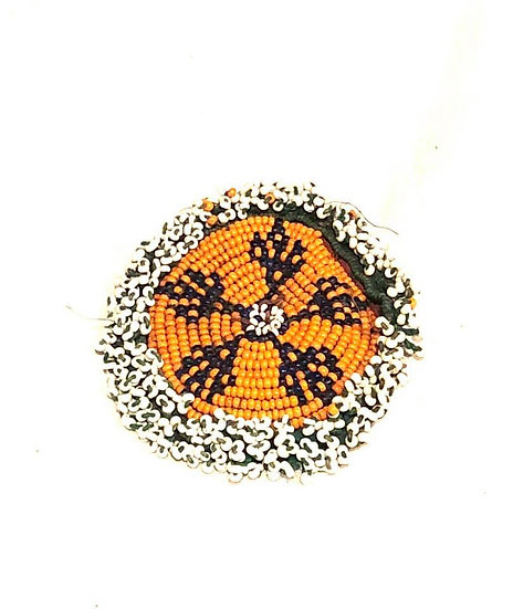 Beaded Medallion - BM135